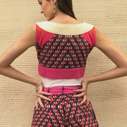 Organic Cotton Reversible Vest