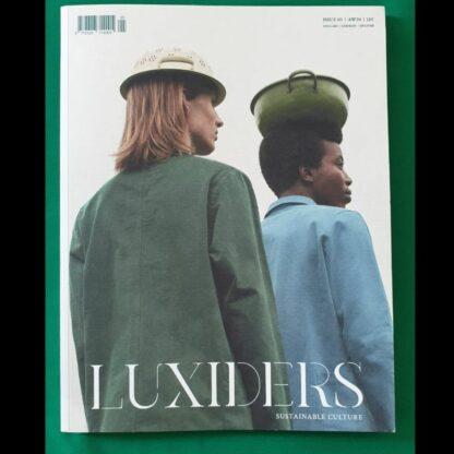 Luxiders magazine- Issue 5