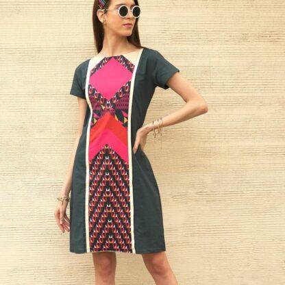 Organic Cotton Kite Dress