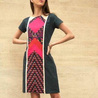 Organic Cotton Kite Dress- organic clothing