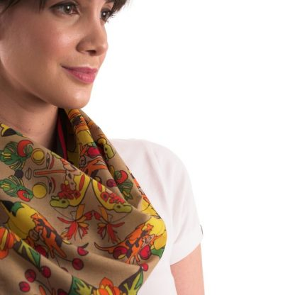 the stories organic cotton scarves in the world