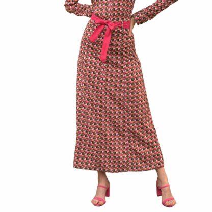 R-PET Signature Patang Skirt
